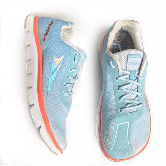 Altra Shoes Altra Zero Drop Footwear One 2 Poshmark